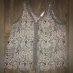 FREE with purchase! Ann Taylor LOFT Blouse Large